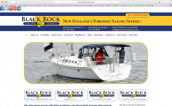 <h5>Black Rock Sailing School</h5><p>Logo and website</p>