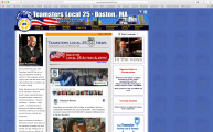 <h5>Teamsters Local 25</h5>