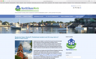 <h5>North Shore Nests</h5><p>Logo and website</p>