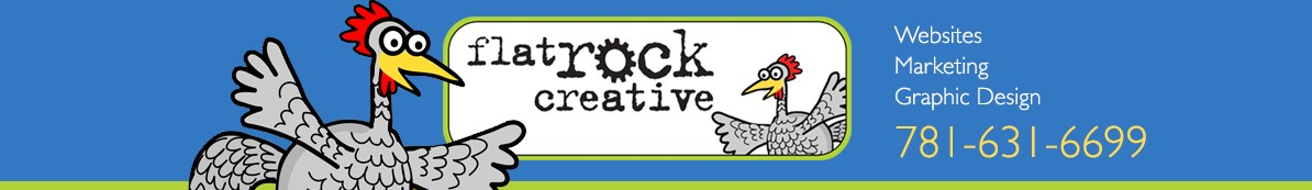 Flat Rock Creative – Graphic Design & Website Development
