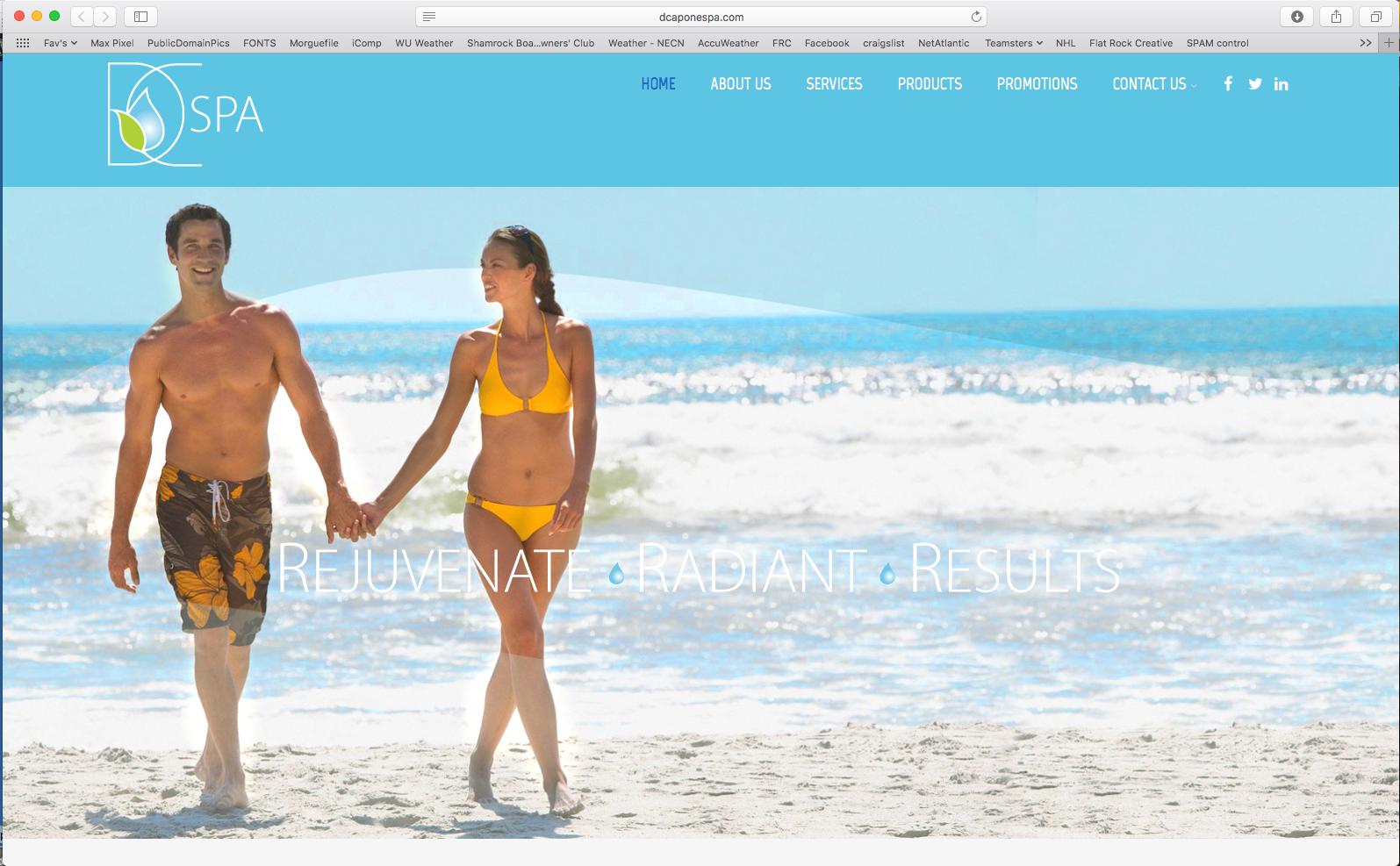 Websites Portfolio   Flat Rock Creative - Graphic Design